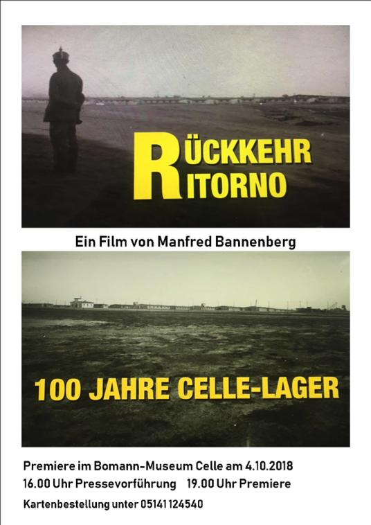 Rückkehr-Ritorno Filmplakat